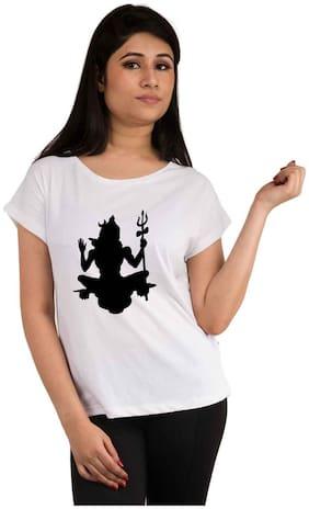 Snoby Shiv shadow printed t-shirt