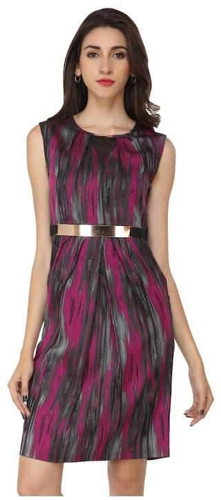 SOIE Fit Evening Straight Regular Dress PfqxUP7w