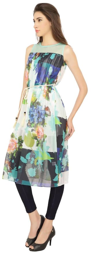 WITH SOIE TENT FLORAL PRINT DRESS rEwFrfqv