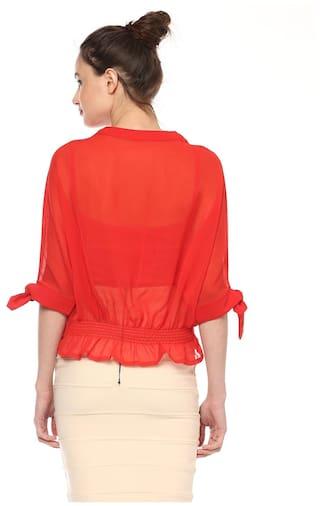 Soie Women's Dolman Sleeve Top