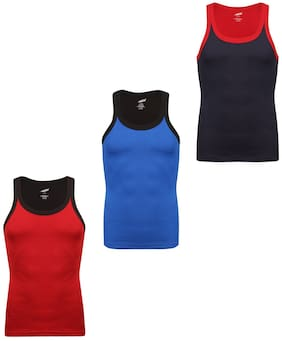 Solo Sporty Vest (Pack of 3)
