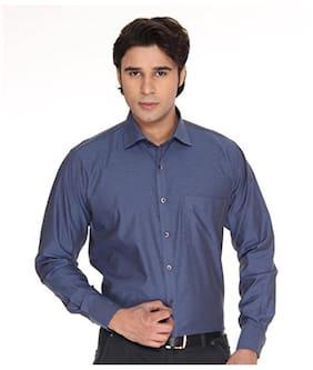 Speak Men Regular Fit Casual shirt - Blue