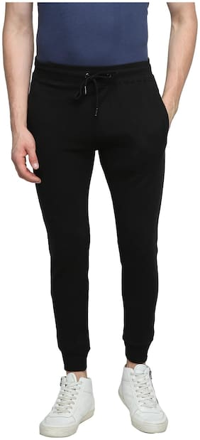 Men Regular Fit Trousers