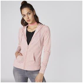 Women Self Design Jacket