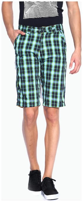 SPORTS 52 WEAR Men Cotton blend - Green