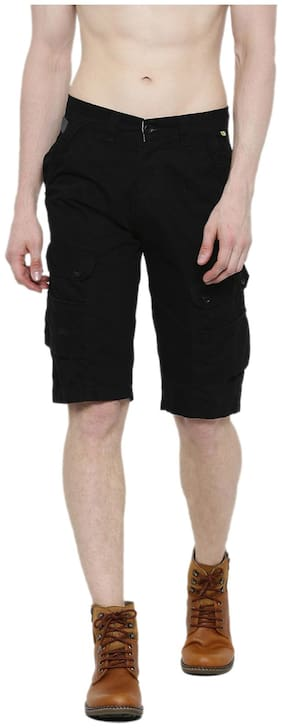 Sports 52 Wear Mens Cotton Cargo Shorts