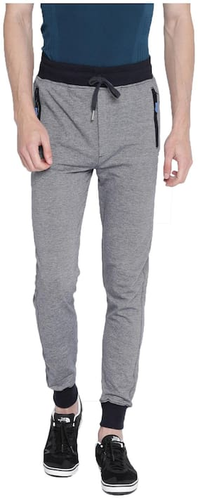 SPORTS 52 WEAR Mens Cotton Blended Jogger Trackpants