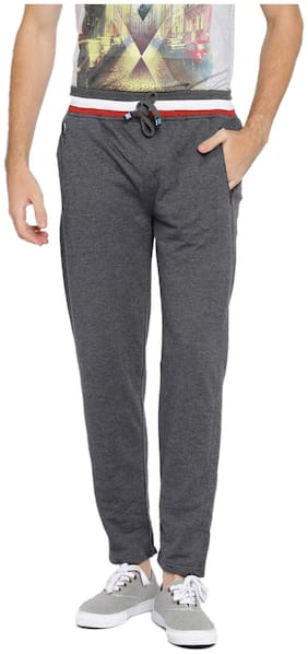 Sports 52 Wear Mens Cotton Blended Jogger Track Pant