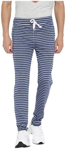 SPORTS 52 WEAR Men's Cotton Blended Jogger Trackpant S52W15139