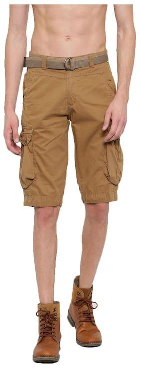 SPORTS 52 WEAR Mens Cotton Cargo Shorts