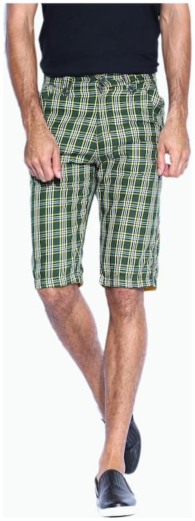 SPORTS 52 WEAR Men Cotton blend - Green