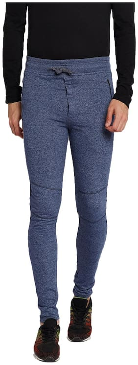 SPORTS 52 WEAR Mens Cotton Blended Track Pants