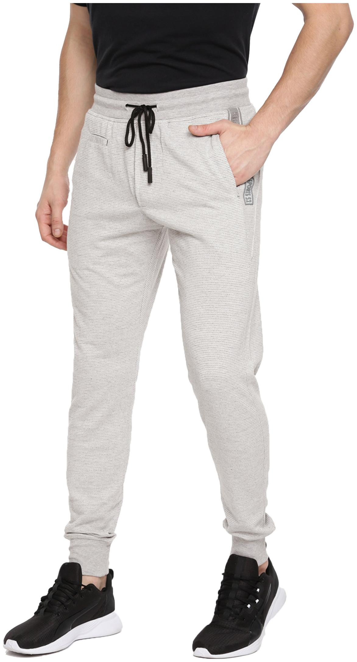 Sports52 wear Men Blended Straight Fit Joggers