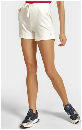 Women Blended Regular Fit Shorts
