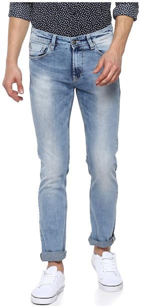 Spykar Men Low rise Slim fit Jeans - Blue