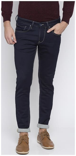 Spykar Men Low rise Skinny fit Jeans - Blue
