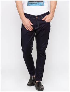 Men Slim Fit Low Rise Jeans ,Pack Of Pack Of 1