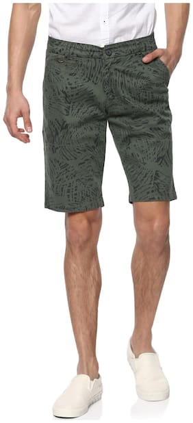 Men Printed Shorts ,Pack Of Pack Of 1