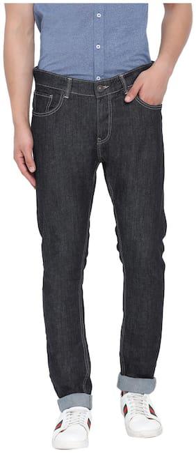 Spykar Men Low rise Slim fit Jeans - Black