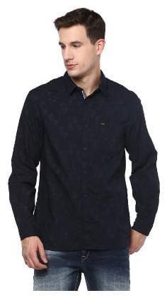 Men Slim Fit Printed Casual Shirt ,Pack Of Pack Of 1