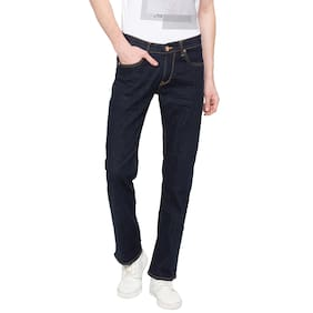 Spykar Men Low Rise Narrow Fit