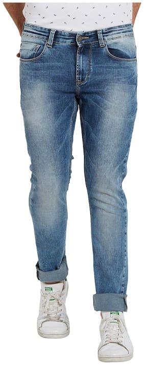 Men Regular Fit High Rise Jeans ,Pack Of Pack Of 1