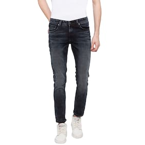 Spykar Men Low Rise Super Skinny Fit