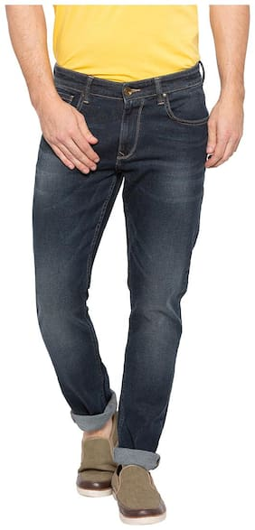 Spykar Men Low rise Tapered fit Jeans - Blue
