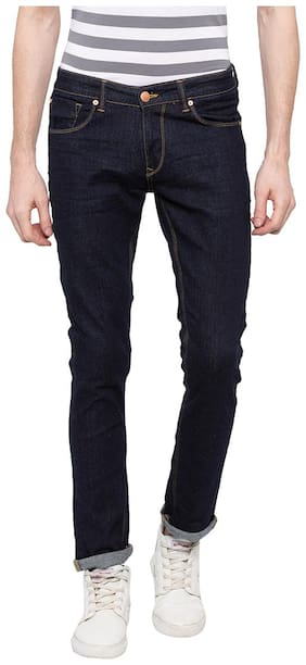 Men Skinny Fit Low Rise Jeans Pack Of 1