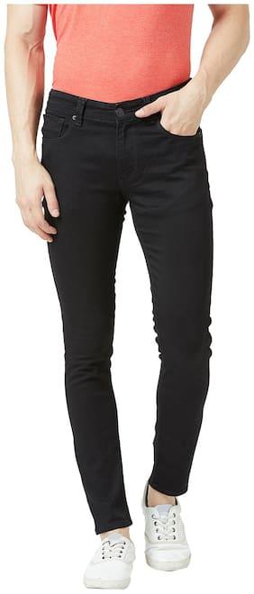 Men Super Skinny Fit Low Rise Jeans