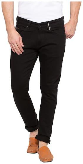 Spykar Men Low rise Skinny fit Jeans - Black