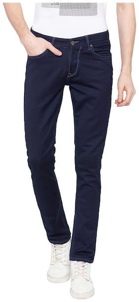 Men Skinny Fit Low Rise Jeans Pack Of 1