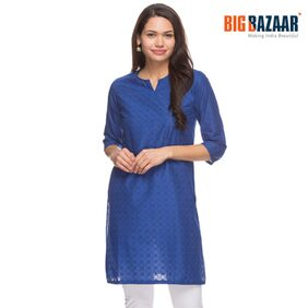Srishti Embroidered Women's Kurta