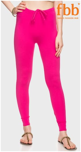 Srishti Blended Leggings - Pink