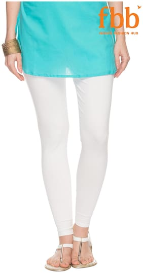 Srishti Blended Leggings - Turquoise