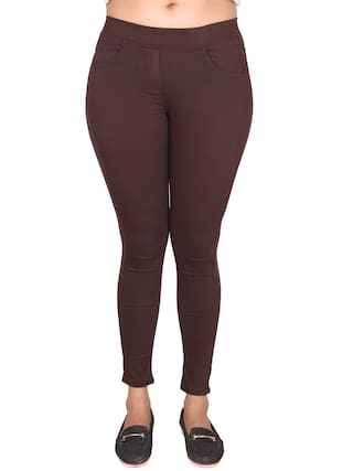 JEGGING SRITIKA SOLID SRITIKA JEGGING COTTON SRITIKA SOLID LYCRA COTTON SOLID LYCRA LYCRA COTTON JEGGING 0RqwxOwv