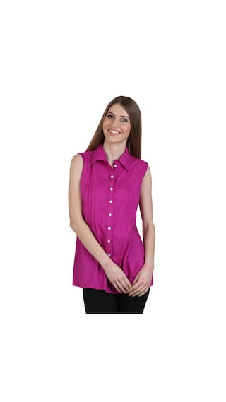 Sritika solid Shirt