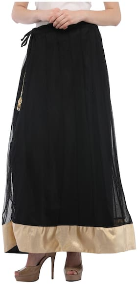 Sritika Solid Long Skirts