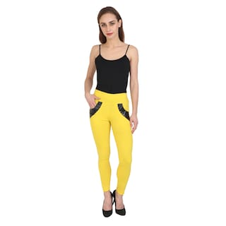 SOLID COTTON SOLID LYCRA JEGGING SRITIKA JEGGING COTTON LYCRA SRITIKA SRITIKA xqw7CfY