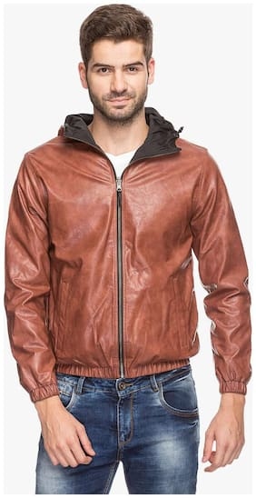 Men Nylon Long Sleeves Jacket