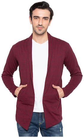 Men Cotton Full Sleeves Quilted Jacket