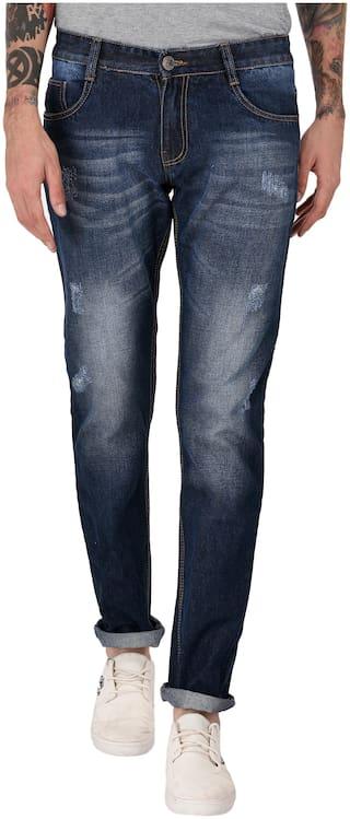 Studio Nexx Men Blue Slim Fit Jeans