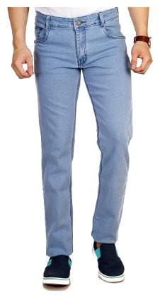 Studio Nexx Men Mid rise Slim fit Jeans - Blue