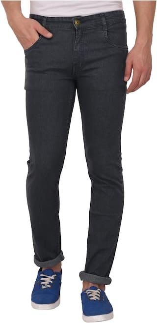 Studio Nexx Men High rise Regular fit Jeans - Grey