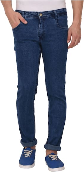 Studio Nexx Men Low rise Regular fit Jeans - Blue