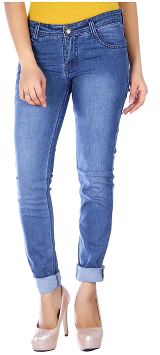 Women's Fit Jeans Slim Blue Nexx Studio Pq4SB