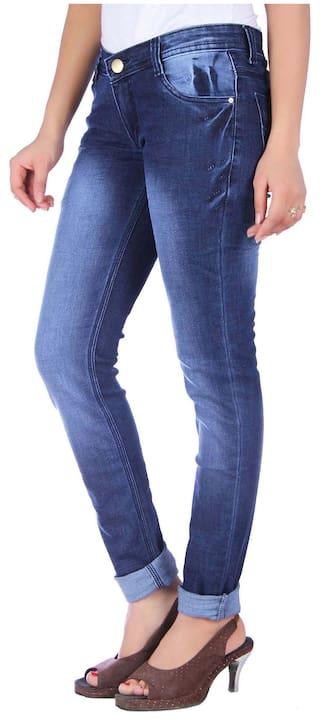 Studio Women's Blue Nexx Jeans Dark Slim Fit rHqr5gO
