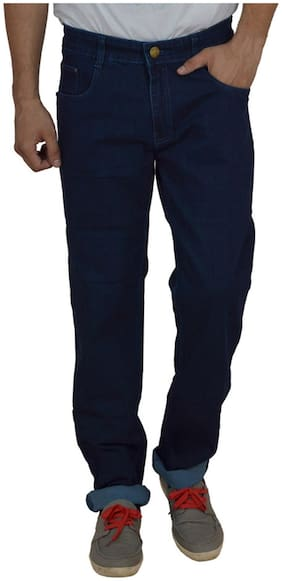 Studio Nexx Men Mid rise Regular fit Jeans - Blue