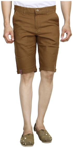 Studio Nexx Men's Cotton Linen Shorts
