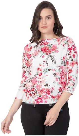 STYLESBERRY Women Embroidered Regular top - Multi
